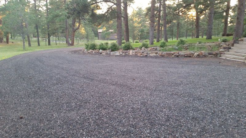 Class 6 recycled asphalt