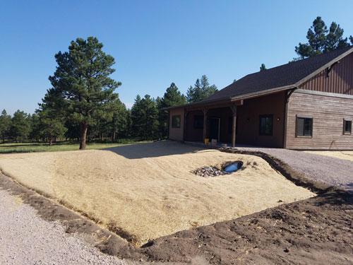 Erosion Control Matting