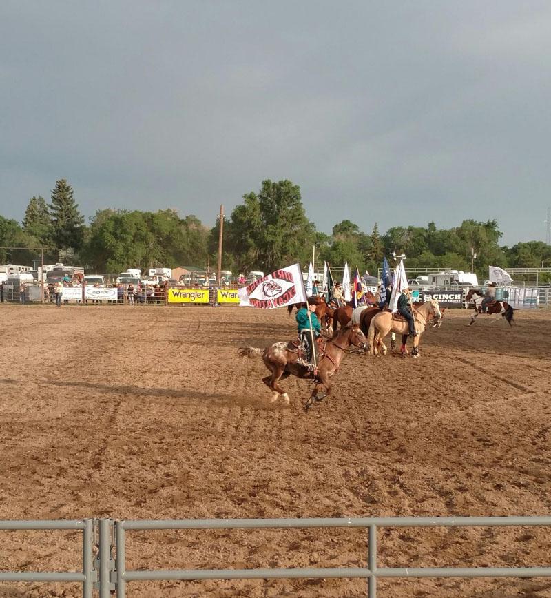 Kiowa Rodeo