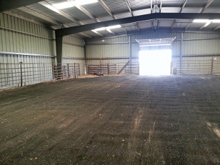 Horse Arena Rubber Footing
