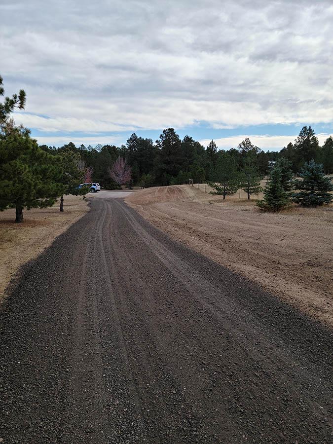 Driveway in Elizabeth, CO